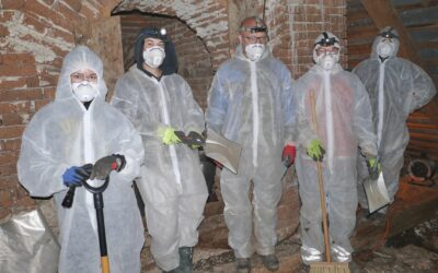 Slovak batworkers in action